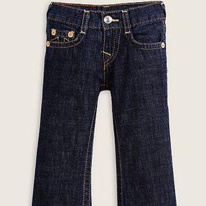 New $79 True Religion Billy Baby Jeans Size 6-12 M